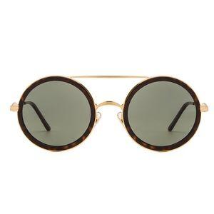 Wildfox Winona Round Sunglasses